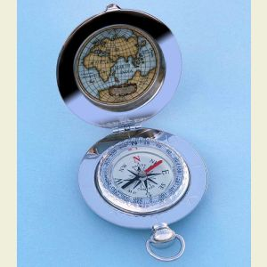 Dalvey Voyager Pocket Compass