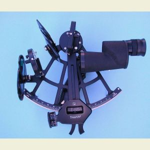 Tamaya Spica Sextant with Case (Requires Scope)
