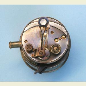 3-Inch Brass Box Sextant