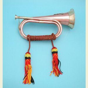 Brass and Copper Bugle