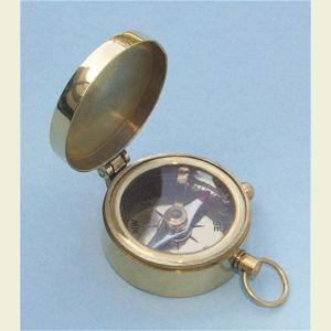 Brass Miniature Compass