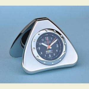 Dalvey Contemporary Cabin Travel Alarm Clock