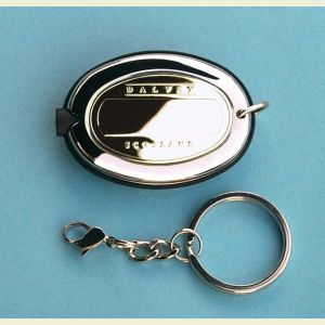 Engravable Dalvey Micro Flashlight Key Chain