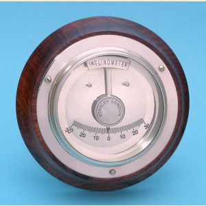 Solid Brass Pendulum Inclinometer
