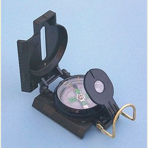 Aluminum Military Lensatic Marching Compass
