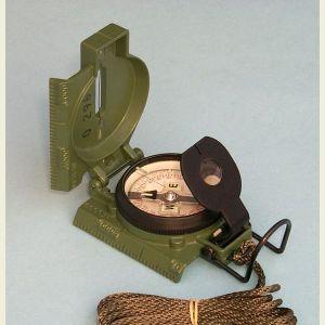 Tritium Military Lensatic Compass
