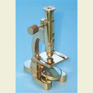 Brass Modern Style Microscope