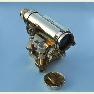 Engravable Large Brass Dumpy Level