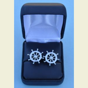 Stanley London Compass Cufflinks