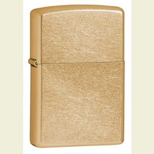 Zippo Gold Dust #207G Lighter