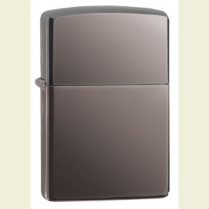 Zippo Black Ice #150 Scratch Resistant Lighter